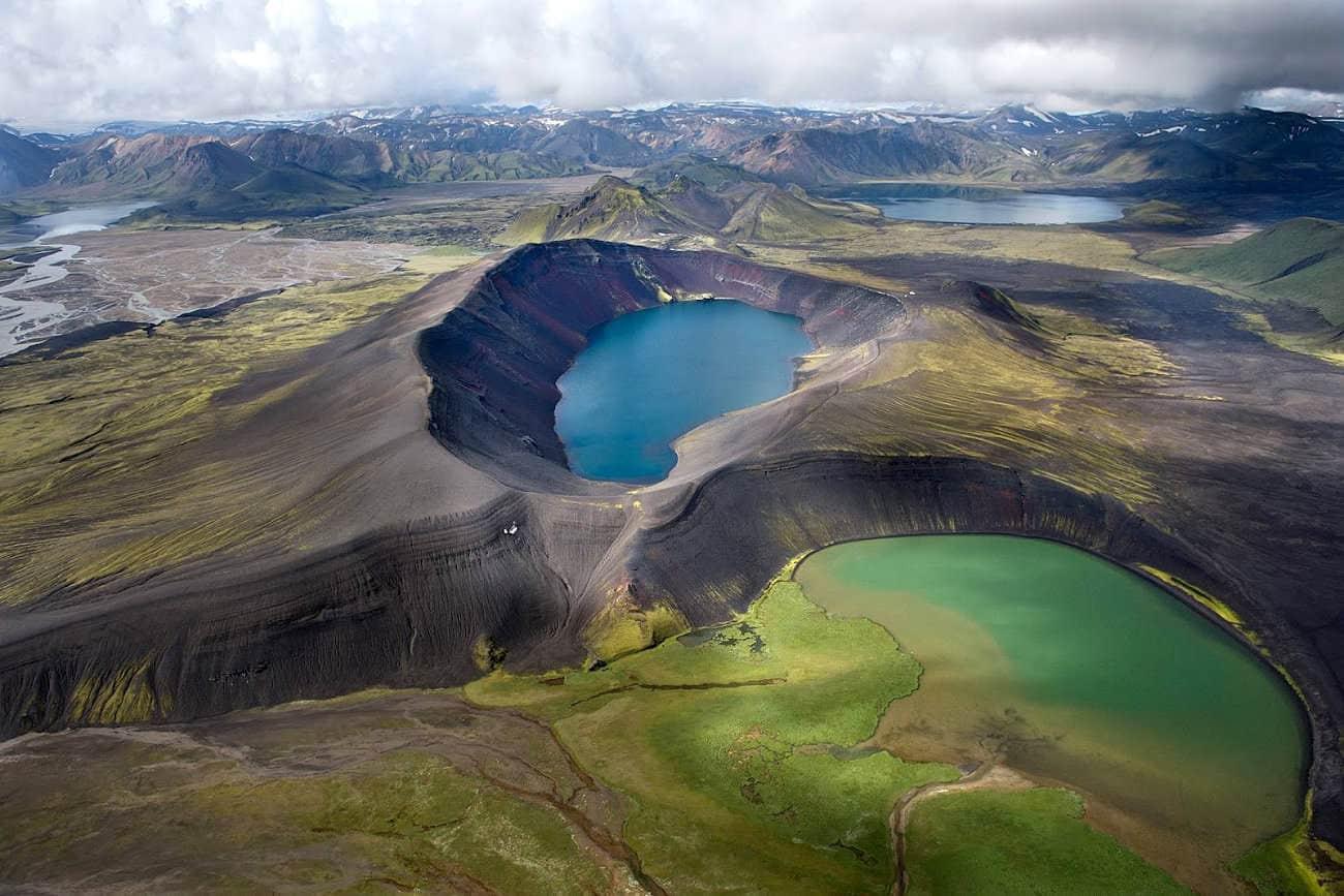 Islandia Kamperem
