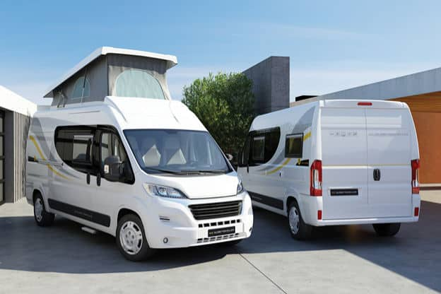 Kamper Globe-Traveller Challenge