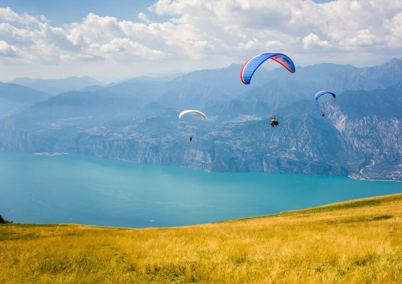 Jezioro Garda kamperem | Wypożyczalnia kamperów