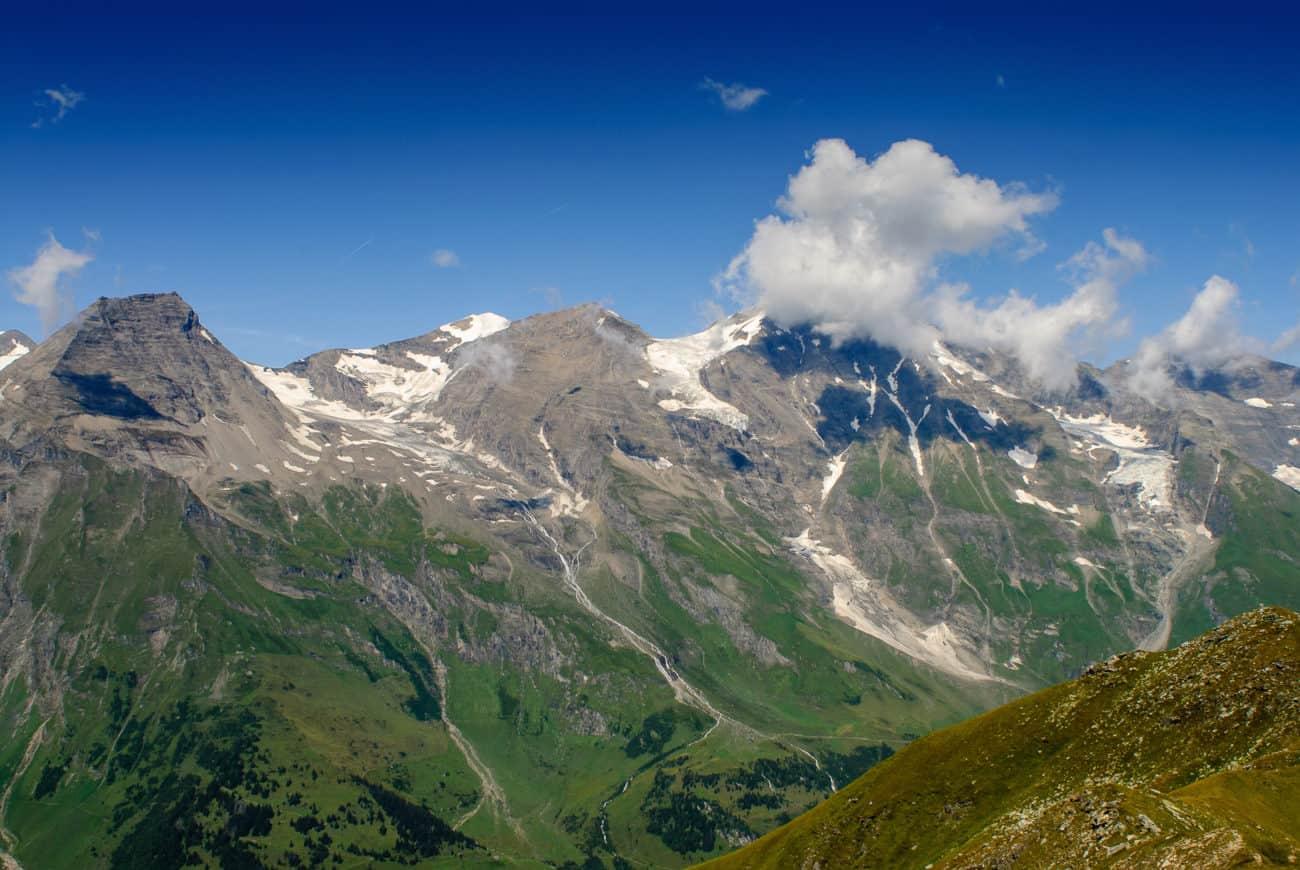 Grosses Wiesbachhorn Austria Kamperem | Wypożyczalnia kamperów
