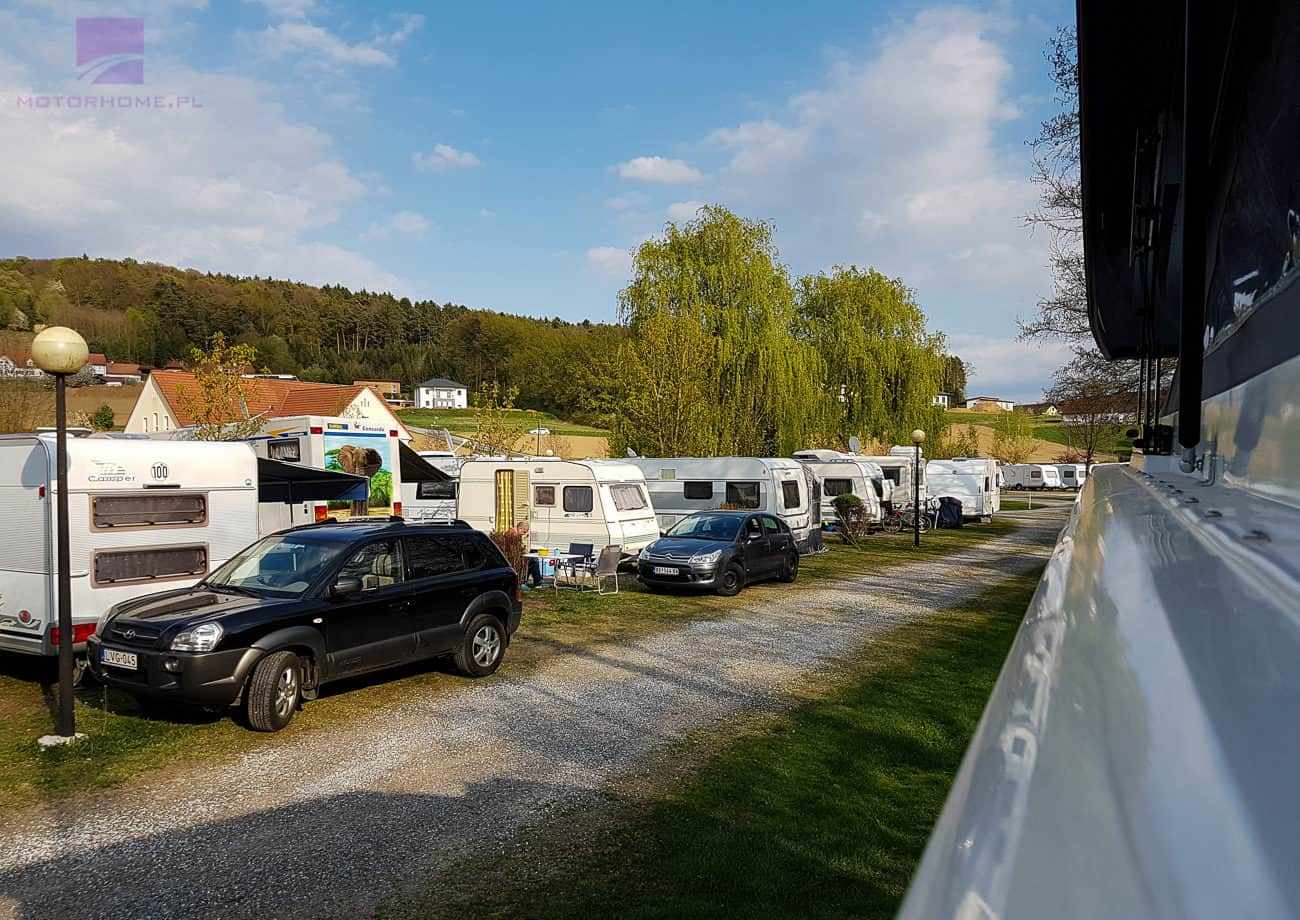 Kamperem do Austrii | Wypożyczalnia kamperów