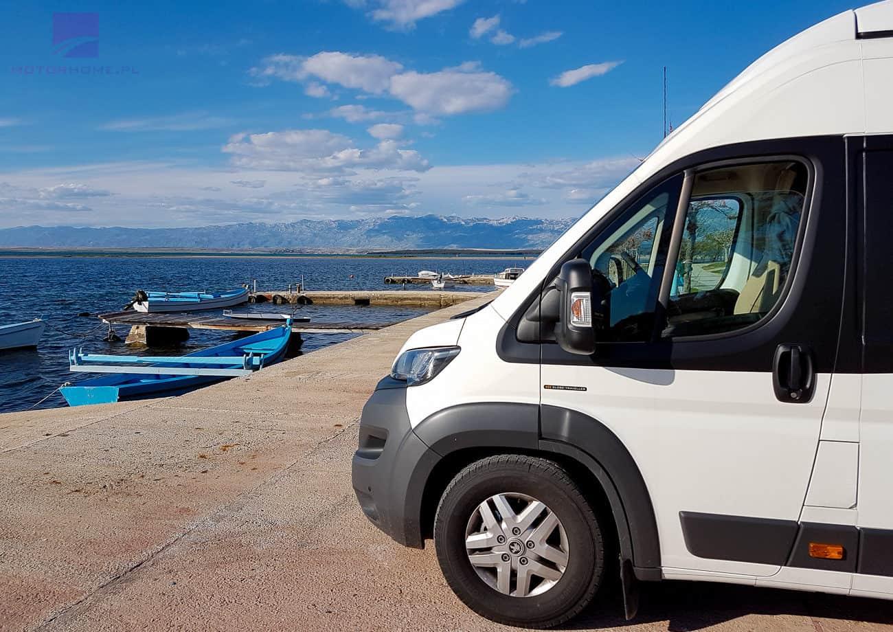 Nin koło Zadaru Kamperem do Chorwacji | Wypożyczalnia kamperów