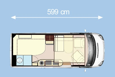 Globe-Traveller Pathfinder - Malaga - Rzut