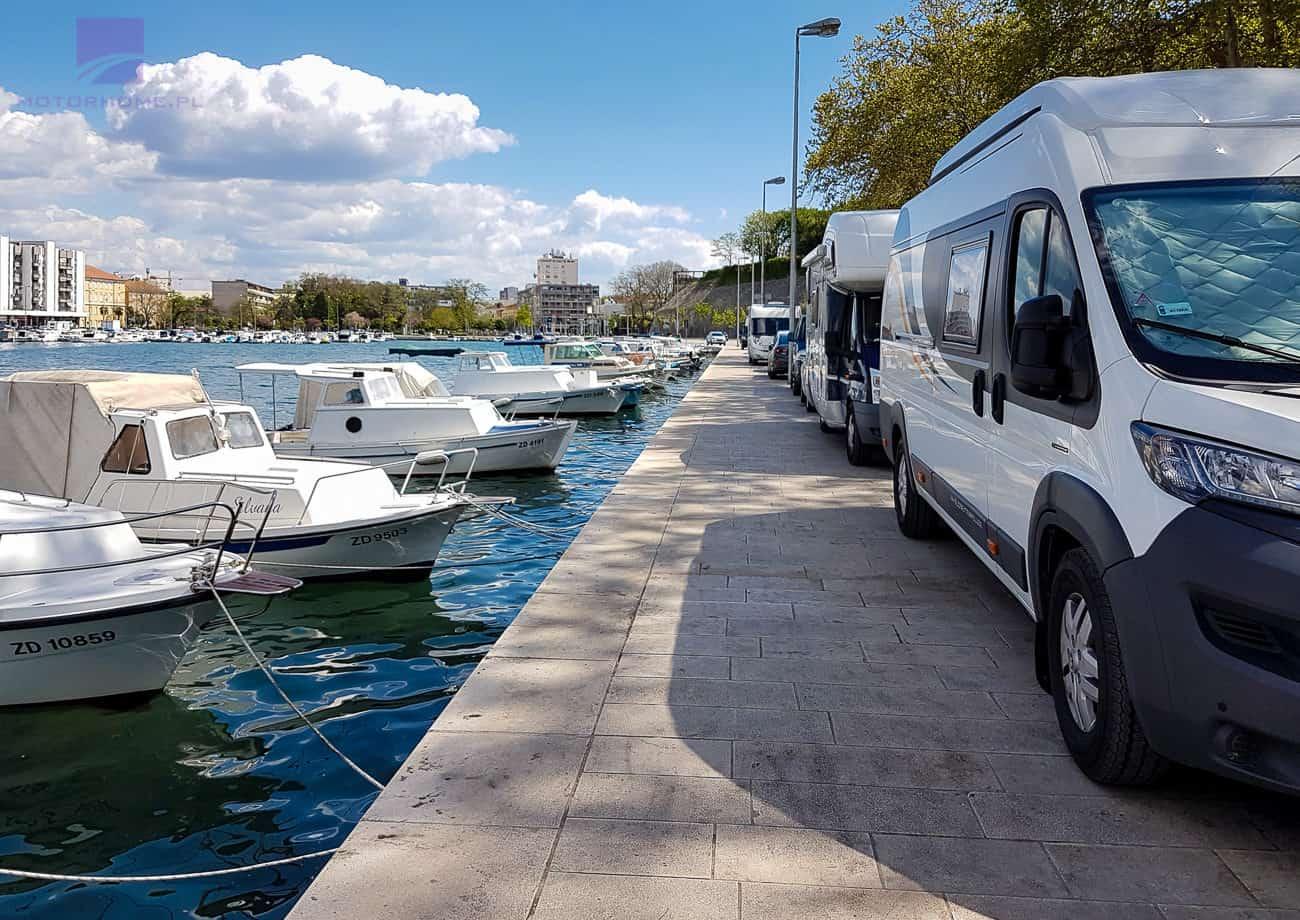 Kempingi w miastach | Zadar - Chorwacja | Wypożyczalnia kamperów