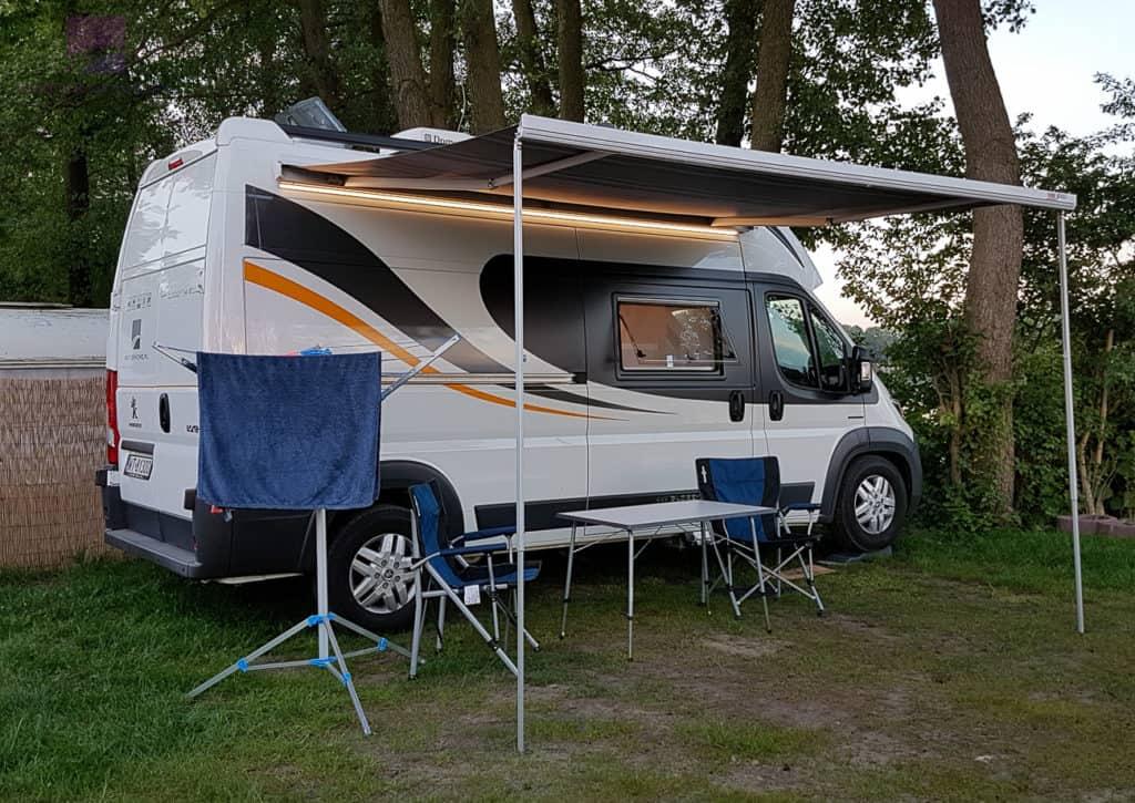 Globe-Traveller Pathfinder XS - wypożyczalnia kamperów