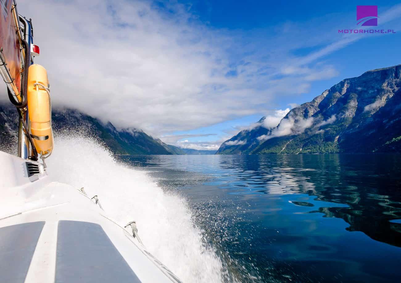Norweskie Fjordy - podróże kamperem