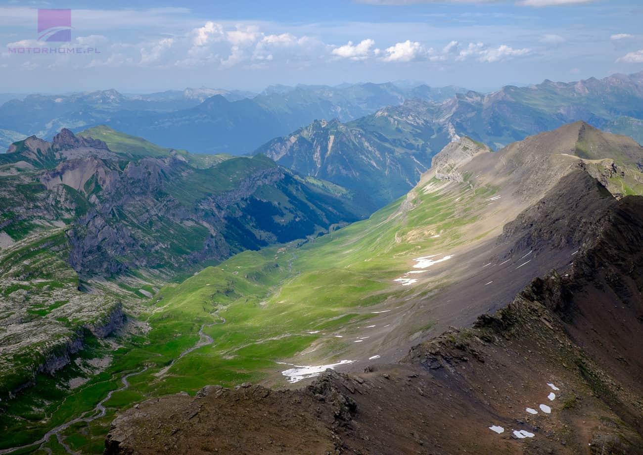 Kamperem do Szwajcarii