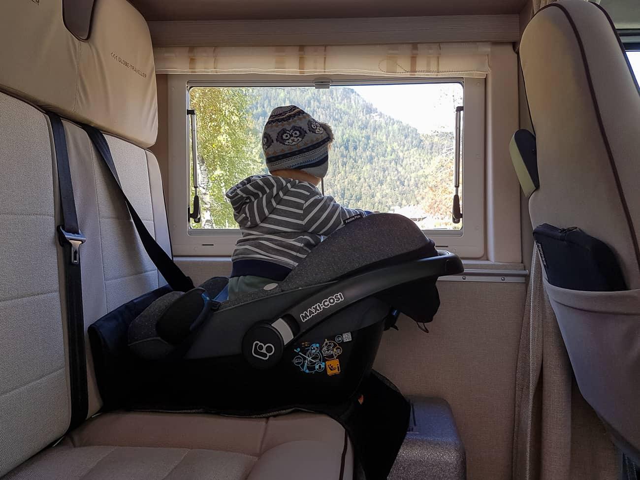 Kamperem z dziećmi