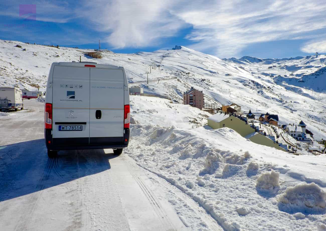 """Featured image for """"Sierra Nevada – raj dla narciarzy"""""""