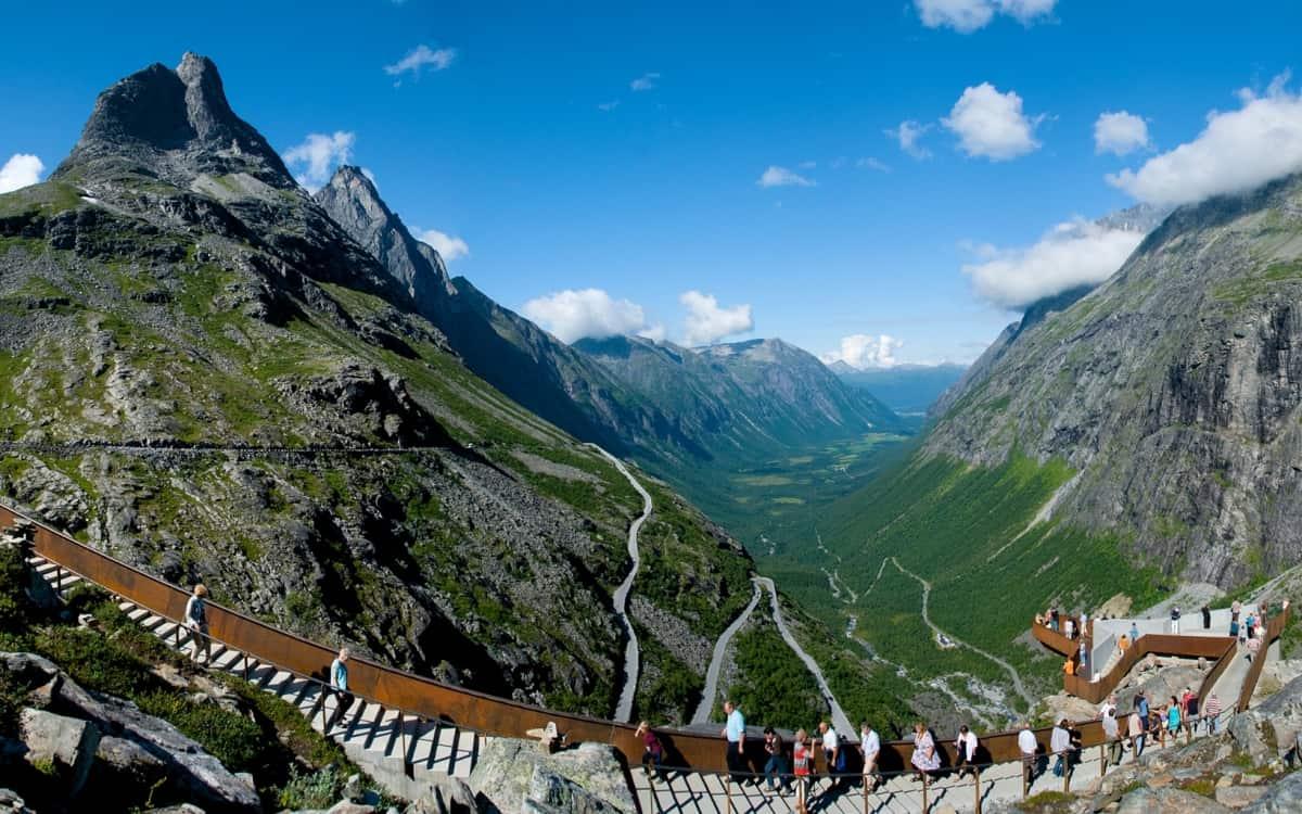Geiranger-Trollstigen