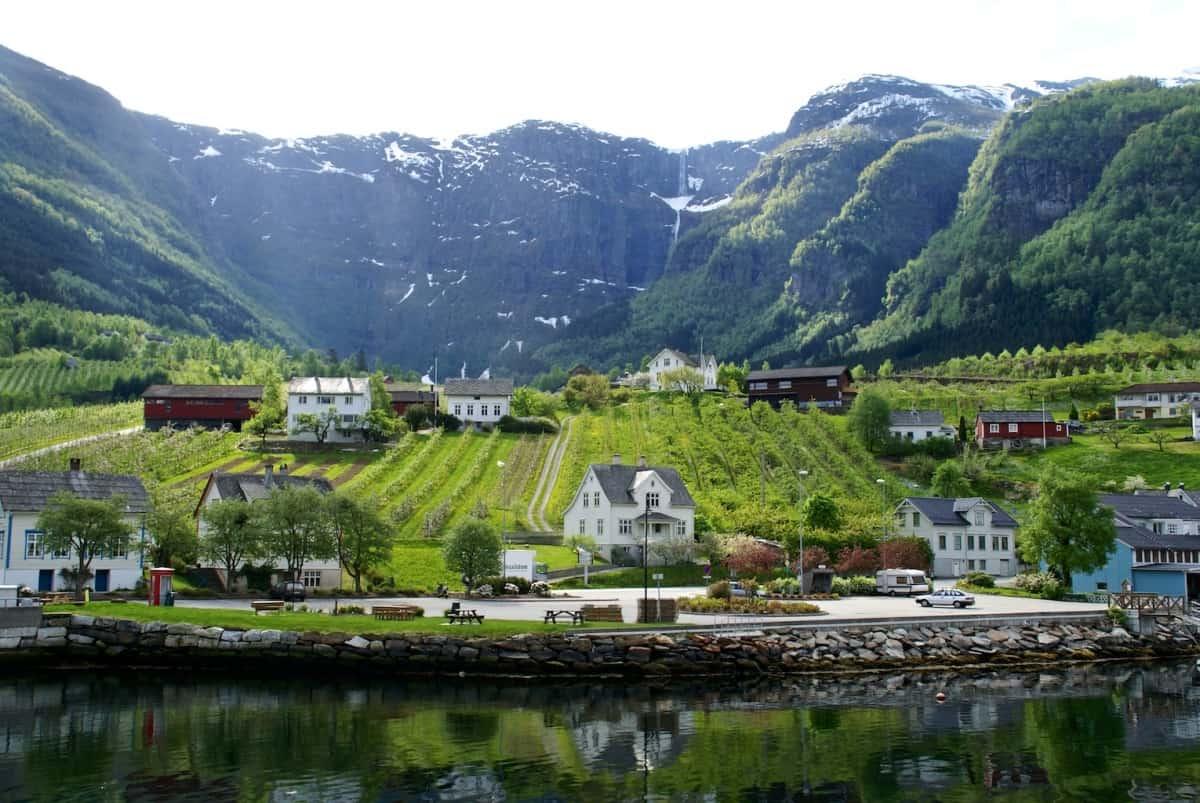 Hardanger National Tourist Route