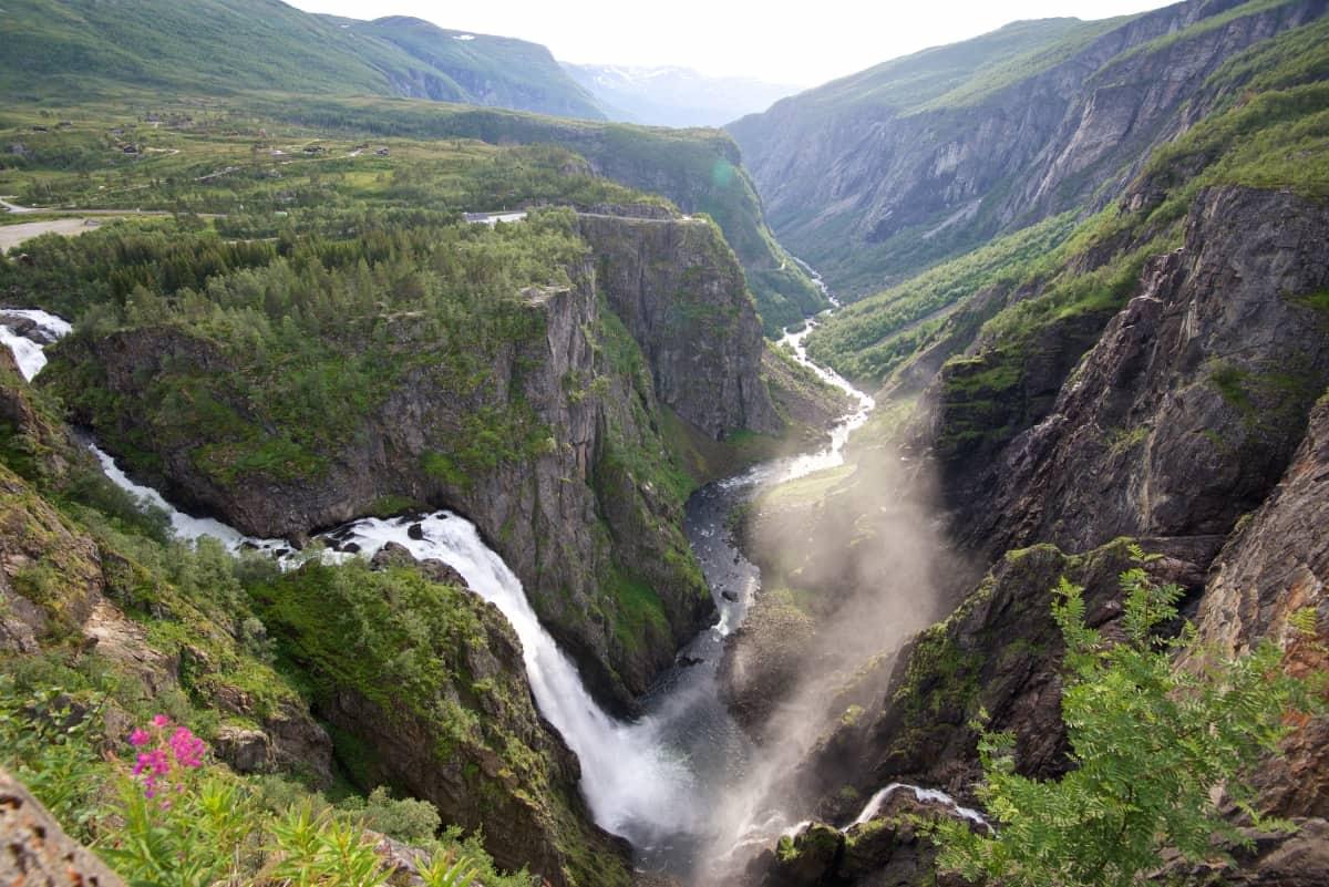 Hardangervidda National Tourist Route