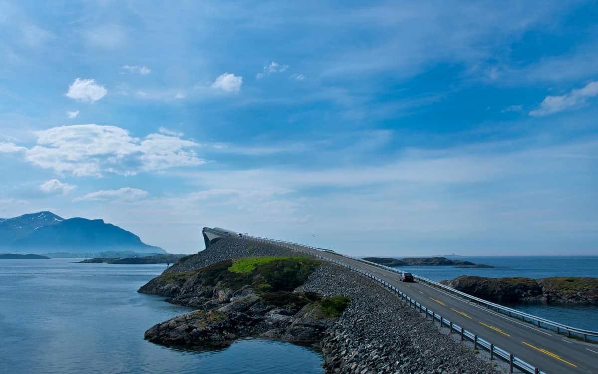 Norwegia Droga Atlantycka