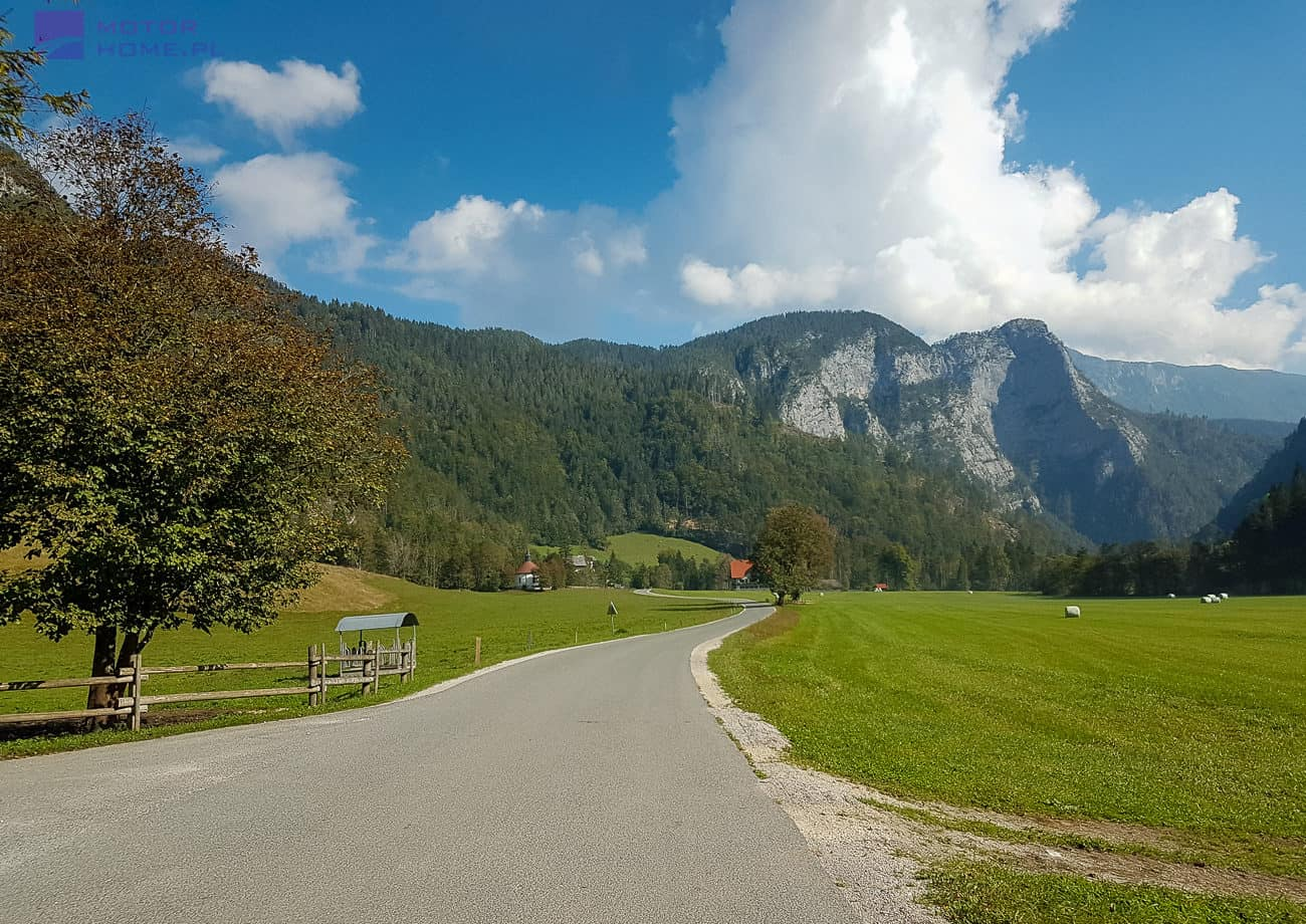 Dolina Logarska Słowenia