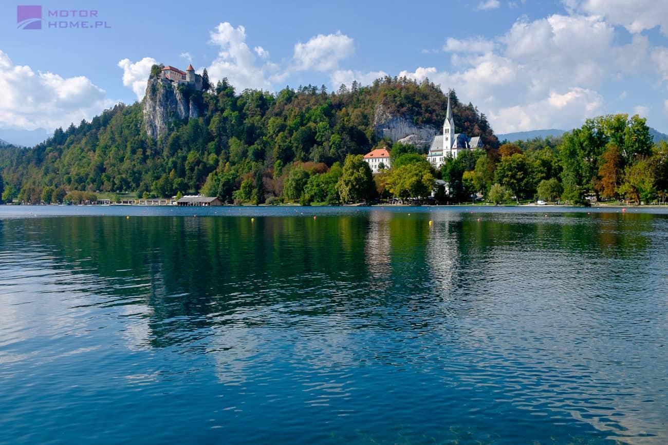 Kamperem do Słowenii