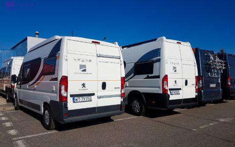 Otwieramy wypożyczalnię kamperów