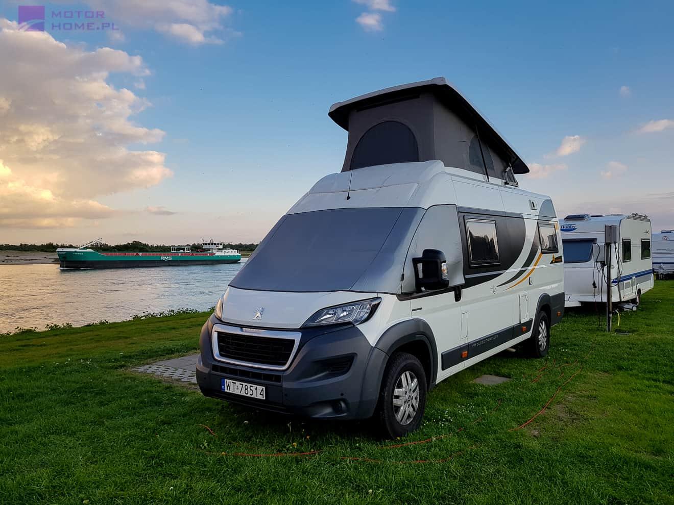 Camping Wallastrand