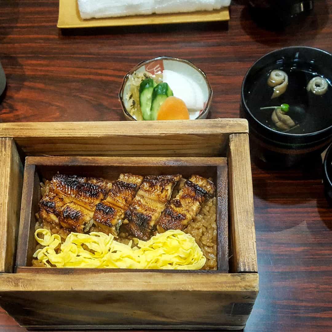 Japonia jedzenie