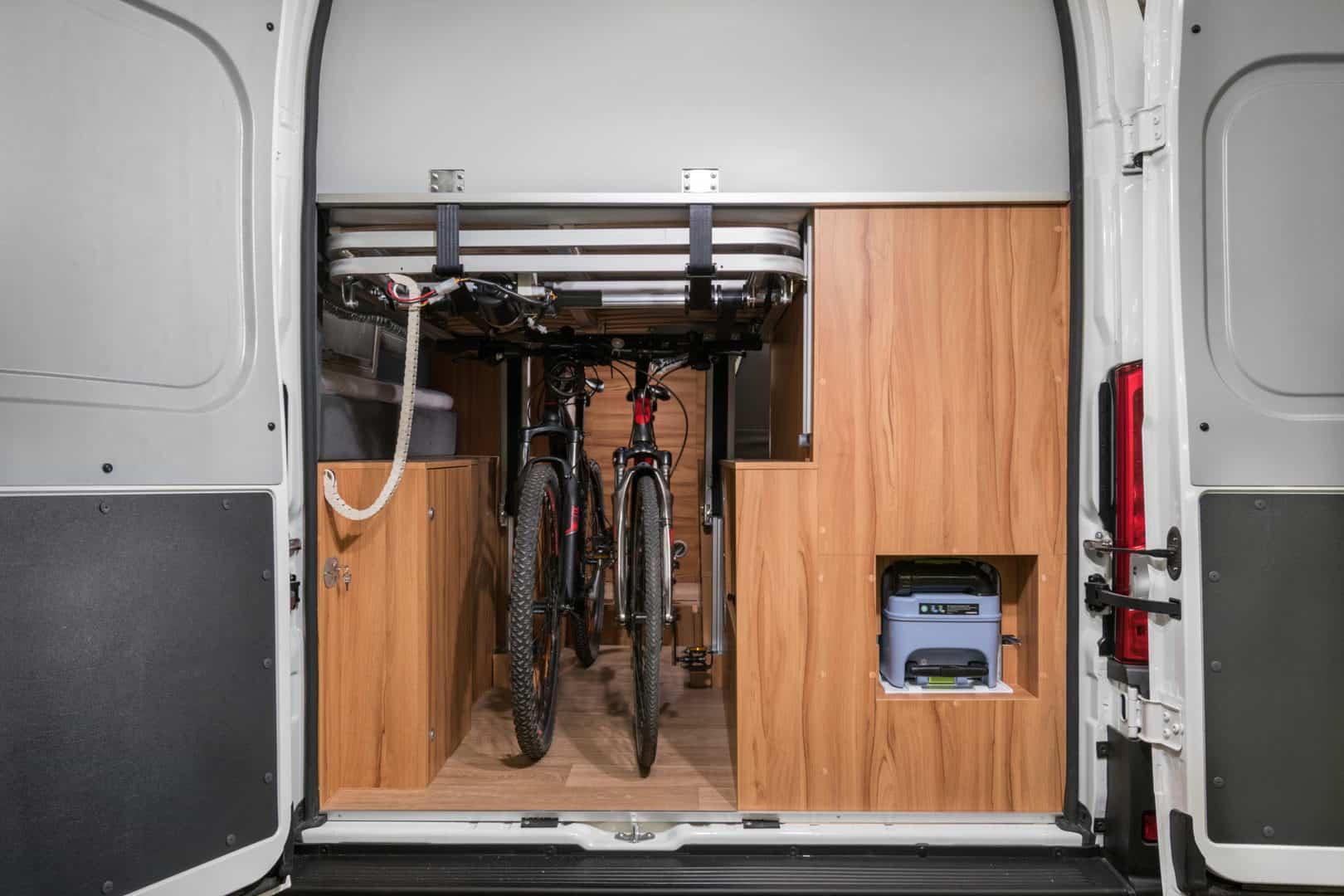Kamper Affinity Bagażnik na rowery