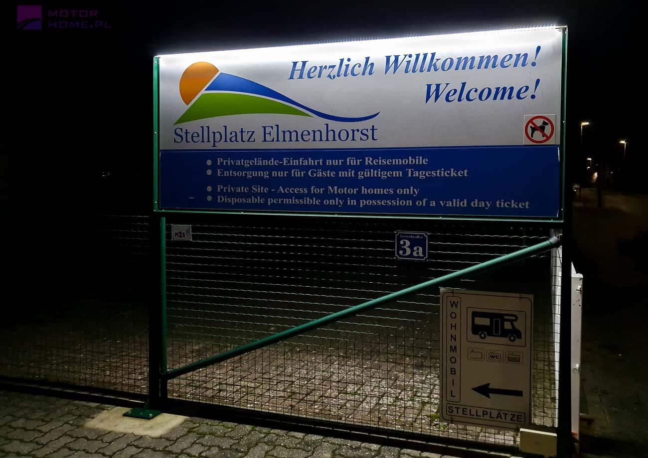 Stellplatz Elmenhorst