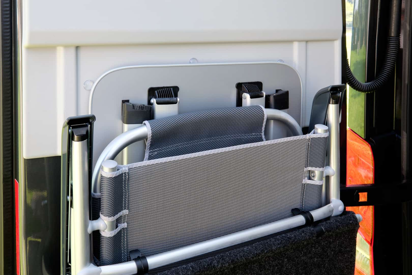 Kieszeń na krzesło i stolik - VW Grand California