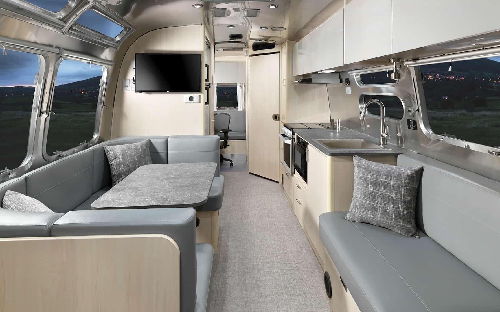 Airstream - mobilne biuro