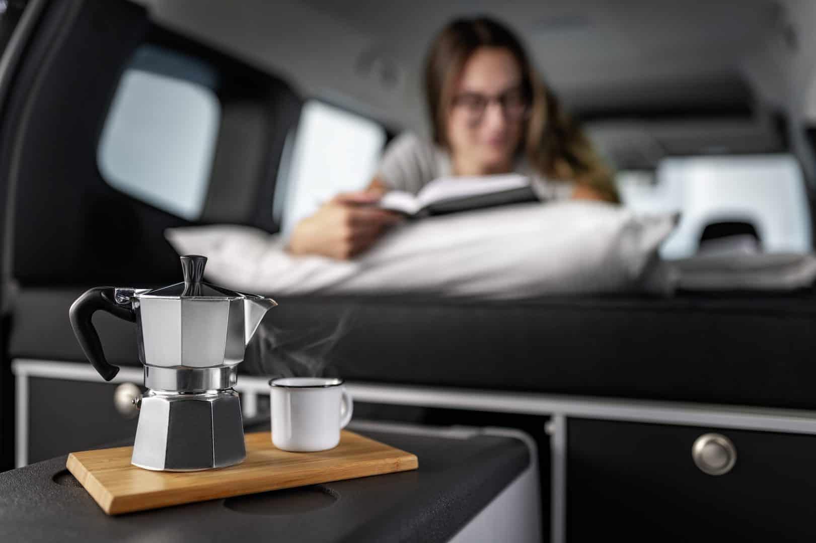 Mercedes Citan Camping 2022
