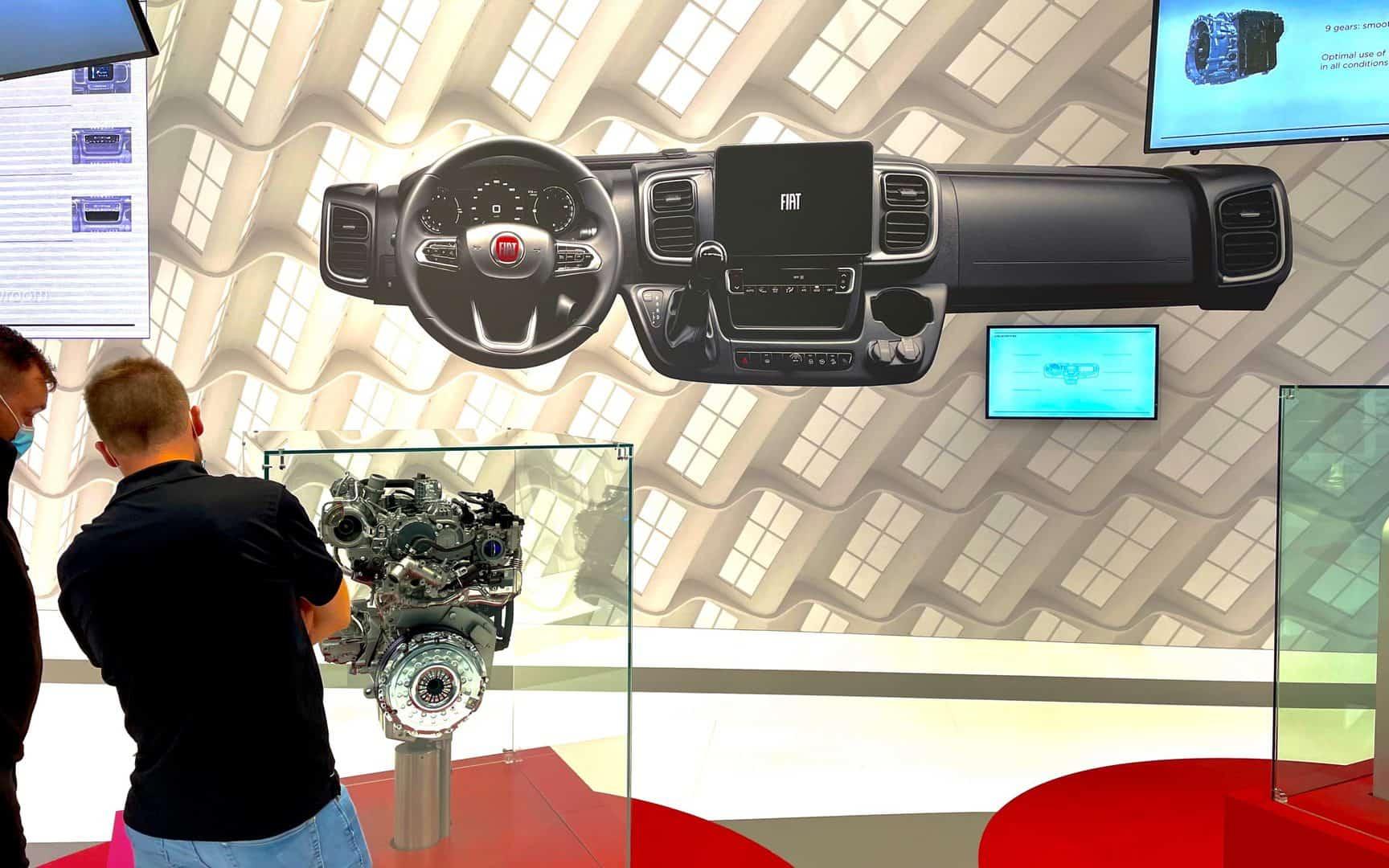 Caravan Salon 2021 - Fiat Ducato